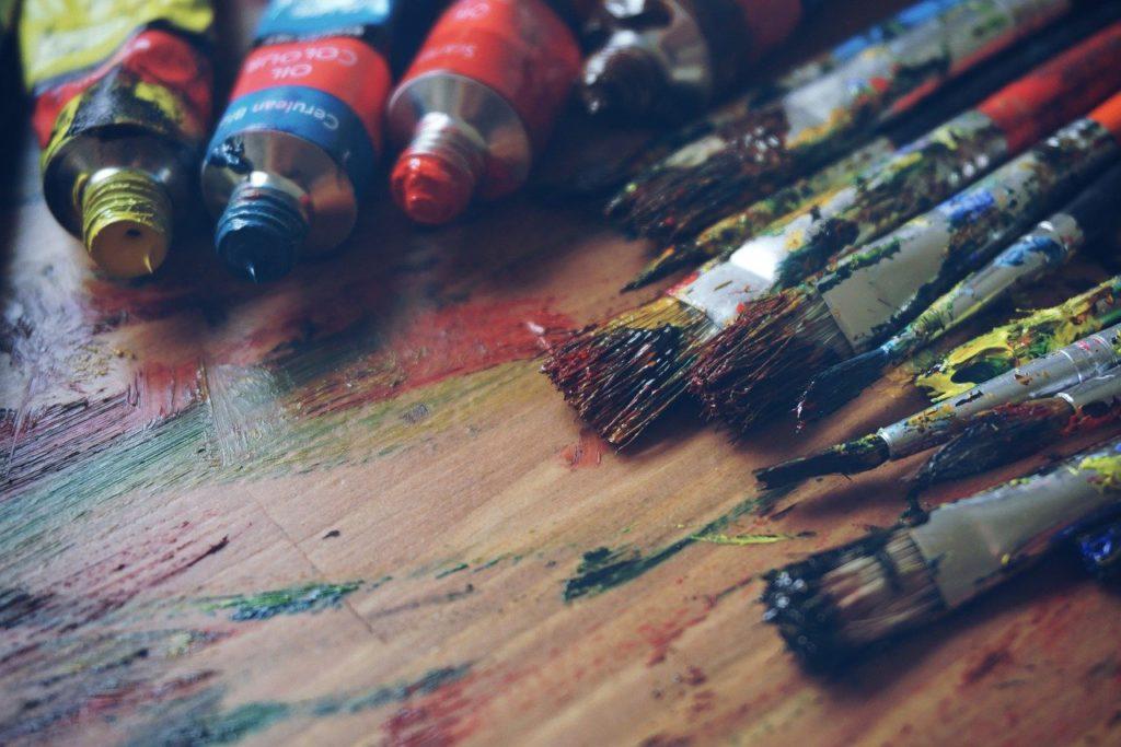 art, art supplies, artist